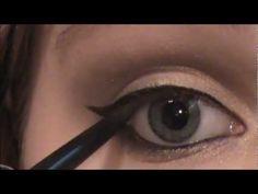 Cruella Deville Makeup Tutorial Using ELF cosmetics!! - YouTube