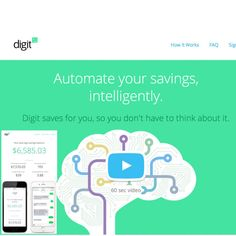I recently was reading an article, 23 Life-Changing Apps We Downloaded This Year, and immediately signed up for Digit. Every few days, Digit checks your spending patterns and moves a few dollars from your checking account to your Digit account, if you can afford it. Easily withdraw your money any time, quickly and with no …