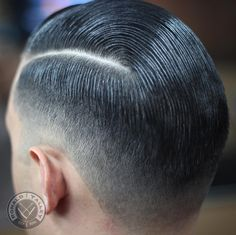 Slick Hairstyles, Classic Hairstyles, Top Hairstyles, Men's Hairstyle, Hairstyle Ideas, Very Short Haircuts, Haircuts For Men, Men's Haircuts, Short Hair Cuts