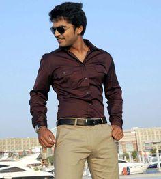 Simbu - Selvaraghavan's New Heroine Confirmed Tamil Movies, Upcoming Movies, Marathon, Khaki Pants, Smileys, Effort, Design, Fashion, Moda