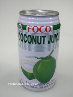 Coconut Juice with Meat (Jugo De Coco) - 11.8 fl oz [Pack of 6] ** Want additional info? Click on the image.