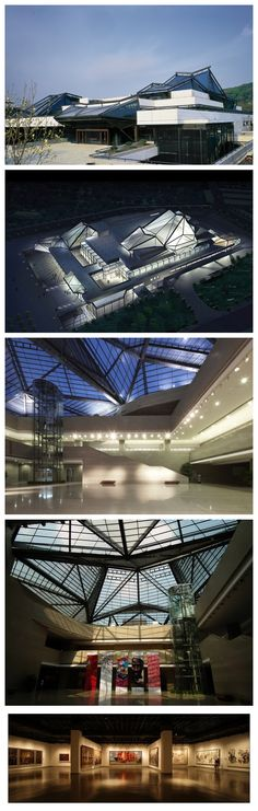 Zhejiang Museum of Art is entering its 5th anniversary of establishment. 	#architecture