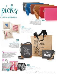 2016 Fall Winter Catalog (US) by Thirty-One - issuu