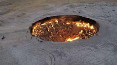 """Gaze Inside Turkmenistan's Fiery """"Door to Hell"""""""