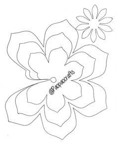 Big Paper Flowers, Paper Quilling Flowers, Paper Quilling Designs, Paper Flower Wall, Paper Flower Backdrop, Paper Roses, Felt Flowers, Fabric Flowers, Diy Flowers