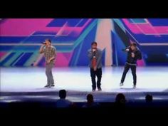 X-Factor 2012 Emblem 3 Audition -- Sunset Boulevard, they are freaking awesome! <3