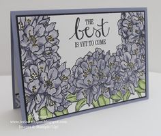 Stampin' Up! - Best Thoughts - With Masking .... Teri Pocock - http://teriscraftspot.blogspot.co.uk/2015/08/best-thoughts-with-masking.html