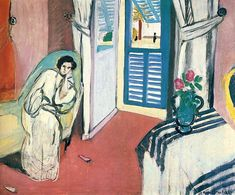 Oil Paintings of 2 Woman on a Sofa 1920 Fauvism Modernism Henri Matisse Art for sale by Artists Henri Matisse, Matisse Kunst, Matisse Art, Matisse Pinturas, Matisse Paintings, Art With Meaning, Mirror Art, Art Database, French Artists