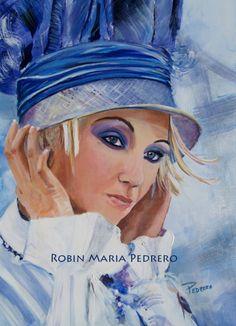 In Between Dreams - Obra de Robin María Pedrero #Painter #painting #art