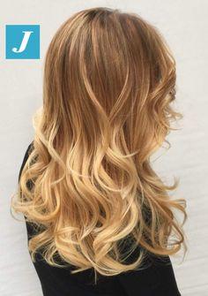 Honey | Gold Degradé Joelle #cdj #degradejoelle #tagliopuntearia #degradé #igers #musthave #hair #hairstyle #haircolour #longhair #ootd #hairfashion #madeinitaly #wellastudionyc