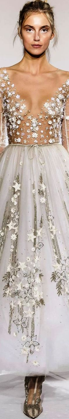Celia Kritharioti Couture Spring 2018
