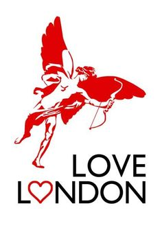 Love London - Press Notes greeting card