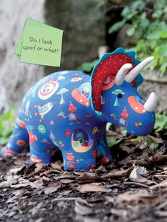 Darcy the Dinosaur Toy Sewing Pattern Download by StitchCraftCreate on Etsy https://www.etsy.com/listing/206510617/darcy-the-dinosaur-toy-sewing-pattern