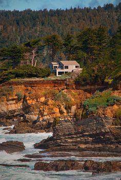 Coastal living in West Marin
