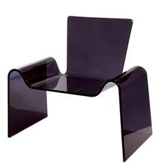 THRONE- Monolithic acrylic armchair Acrylic Chair, Floor Chair, Armchair, Flooring, Chairs, Furniture, Home Decor, Sofa Chair, Single Sofa