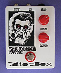 IdiotBox Mad Doctor Stutter
