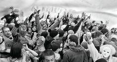 Make the snow dance at the #SnowBombingFestival! Hang with new people attending the same festival by logging on to festigo.co #snowbombingfestival #snowbombing #festival #mountains #snow #party #dance #edm #electronic #musicfest #festigo #festigoapp #friends