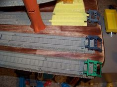 Preowned Thomas the Train :Track Engines Cars Buildings: Too Much See all photos #FisherPrice