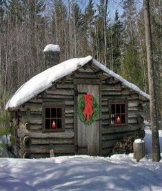 Small shed idea* #LittleCabin