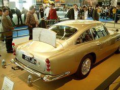 James Bond's Aston Martin DB5, 1964