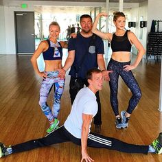 Obviously no one had any fun on this shoot with @bodybysimone and @thezoereport