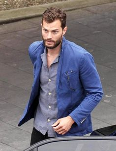"""""""I'm asking to get paid for doing something I love I'm not asking to be followed down a street by some f****** pap"""" #JamieDornan on acting💥"""