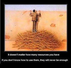 more WISDOM please ;)