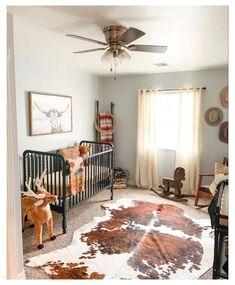 Western Baby Nurseries, Western Nursery, Western Bedroom Decor, Western Rooms, Country Boy Nurseries, Vintage Cowboy Nursery, Cowgirl Nursery, Western Decor, Baby Bedroom