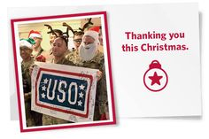 THANKING YOU THIS CHRISTMAS.