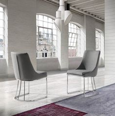 Cadeiras modernas Modern chairs www.intense-mobiliario.com  Bote http://intense-mobiliario.com/product.php?id_product=8846