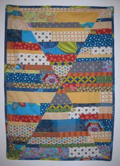 1000 Images About Jelly Roll Race Quilts On Pinterest