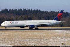 N840MH Delta Boeing 767-400ER