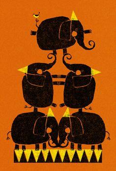 米津祐介のホームページ (5 olifanten dus ;)