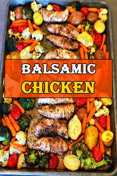 balsamic chicken baked recipes for For Kids baked chicken recipes; With Gravy baked chicken recipes; Fun Easy Recipes, Popular Recipes, Summer Recipes, Easy Meals, Delicious Recipes, Tasty, Baked Chicken Recipes, Potato Recipes, Crockpot Recipes