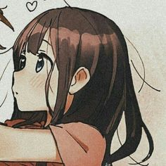 Shared by Werynn x. Find images and videos about couple, anime and anime couple on We Heart It - the app to get lost in what you love. Cute Anime Profile Pictures, Cute Anime Pics, Anime Girl Cute, Anime Art Girl, Anime Neko, Kawaii Anime Girl, Otaku Anime, Anime Eyes, Couple Manga