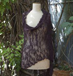 Dream Time Shawl kit By Teresa Dair Knit Patterns, Aud, Knits, Shawl, Feminine, Lingerie, Gift Ideas, Legs, Knitting