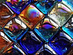 Glass Abstract 44 Photograph by Sarah Loft