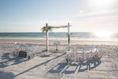 #beachwedding #brideandgroom #elopement #floridawedding #justmarried #destinationwedding Beach Ceremony, Ceremony Backdrop, Ceremony Decorations, Simple Wedding Menu, Simple Weddings, Beach Weddings, Just Married, Destination Wedding, Backdrops