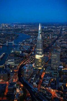 The Shard ~ London, England