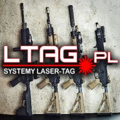 Sprzęt Laser-Tag - www.Ltag.pl