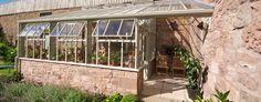 The Prince's Foundation Glasshouse Range by Hartley Botanic