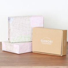 GANORIオリジナルギフトボックス(2個用)