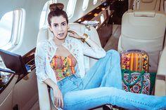 Blogger pernambucana se inspira em sua própria rotina de frequent flyer
