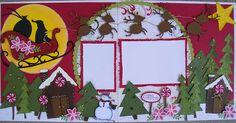 AMAZING GRACE: Cricut Christmas Layout