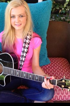 Check out the incredible Alexi Blue wearing her Madame guitar strap! http://www.youtube.com/alexiblue