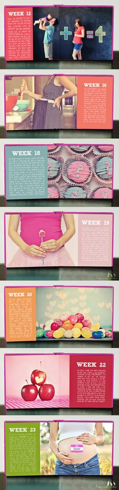 A whole #pregnancy journey