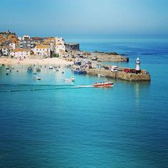 St Ives Harbour Cornwall More realistic holiday destination for us but so beautiful my favourite place (scheduled via http://www.tailwindapp.com?utm_source=pinterest&utm_medium=twpin&utm_content=post5268910&utm_campaign=scheduler_attribution)