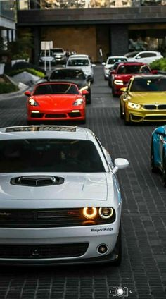 Kings in street Super Sport Cars, Super Cars, My Dream Car, Dream Cars, Tesla Roadster, Car Memes, Fancy Cars, Latest Cars, Sports