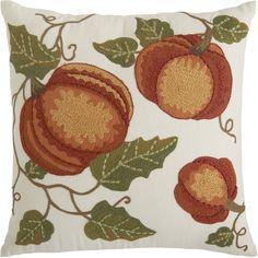 Pumpkin Patch Pillow | Pier 1 Imports