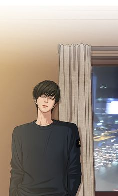 Suho, Anime Korea, Korean Anime, Cha Eun Woo, Anime Boy Sketch, Anime Muslim, Webtoon Comics, Stranger Things Season, Handsome Anime Guys